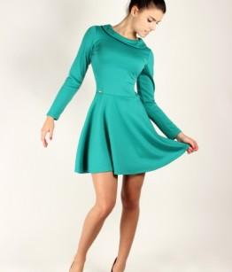 Tumeroheline kleit